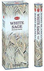 HEM wierook White Sage (witte salie)