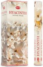 HEM wierook Hyacinth