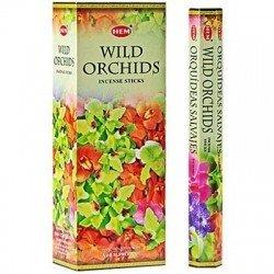 HEM wierook Wild Orchids