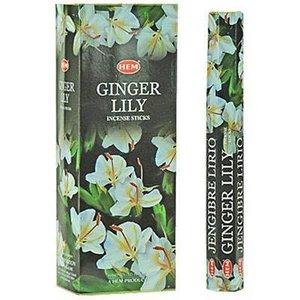 HEM wierook Ginger Lily (gember-lelie)