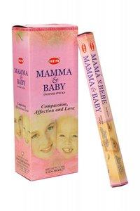 HEM wierook Mamma & Baby