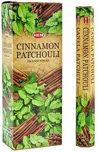 HEM wierook Cinnamon Patchouli