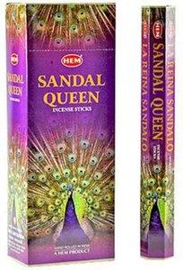 HEM wierook Sandal Queen