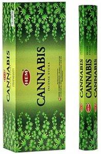 HEM wierook Cannabis