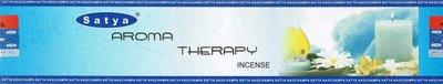 SATYA Aroma Therapy wierookstokjes 15gr
