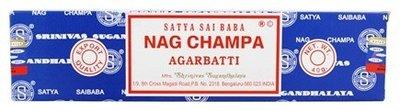 Nag Champa Satya wierookstokjes 40gr