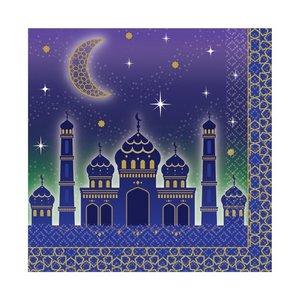 Papieren servetten Ramadan/Eid