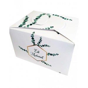 Koekjes/chocolade doosje Eid 'Eucalyptus'