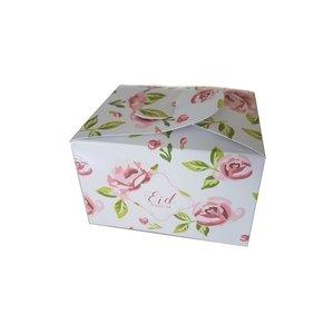 Koekjes/chocolade doosje Eid 'Roses'