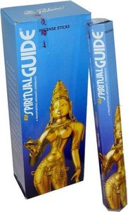 Padmini wierook  Spiritual Guide blue