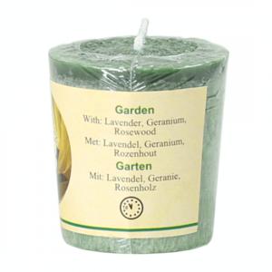 Geurkaarsje Garden