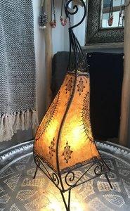 Staanlamp brown Laila