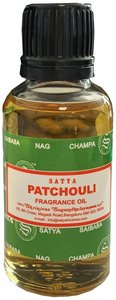 Satya geurolie Patchouli 30ml