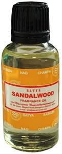Satya geurolie Sandalwood 30ml