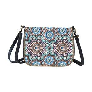 Vegan leather Bag Morocco 1