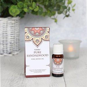 Goloka geurolie Pure Sandalwood 10ml