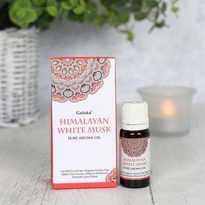 Goloka geurolie Himalayan White Musk 10ml