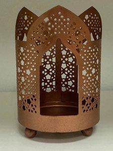 Kaarshouder India portalen brons